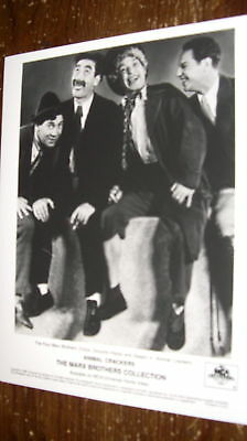 The Marx Brothers Press Kit Photograph Photo