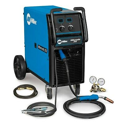 Miller Millermatic 252 MIG Welder Complete Package - 907321