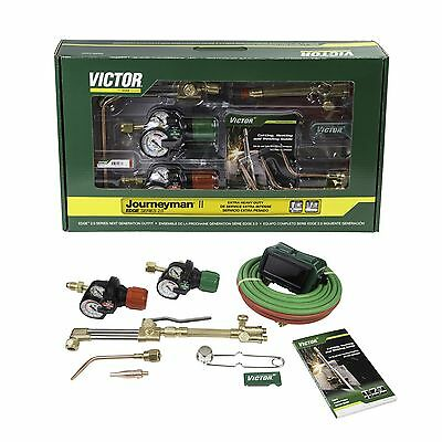 Victor Journeyman II Welding & Cutting Outfit (0384-2110)