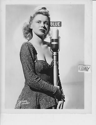 Dorothy Claire busty VINTAGE Photo