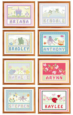 Personalized Art 4 Baby Room Matches Kidsline Bedding