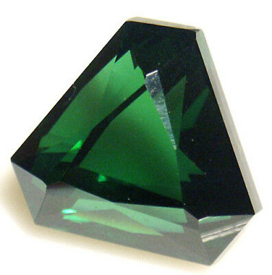 15.4 mm 32.4 cts Triangular Fancy Lab Created Spinel