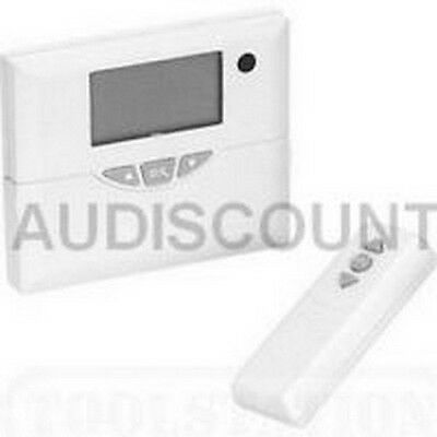 Thermostat Programmable Professsionnel  + Telecommande A Distance Neuf  23