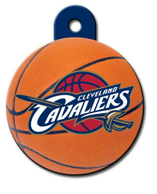 Officially Licensed NBA Cleveland Cavaliers Pet Tag