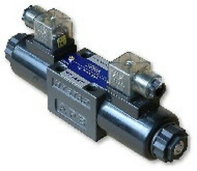 Hystar Hydraulic Directional Control Stack Valve D03 110 Volt AC Motor CETOP 3