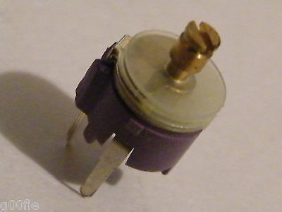 Trim Capacitor Trimmer Film 3 - 36pF Violet  MTC-005      CJ28