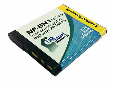 NP-BN1 Battery for Sony CyberShot N DSC-TX5 TX5C TX7