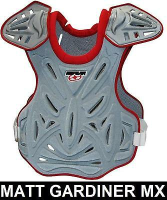 NO FEAR MOTOCROSS ARMOUR roost CHEST PROTECTOR L/XL