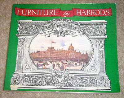 Furniture by Harrods,G+,SB,1989, b14