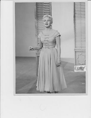 Peggy Lee busty VINTAGE Photo