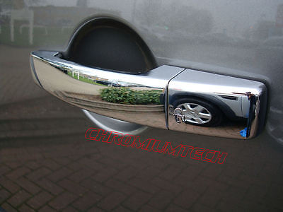 FREELANDER 2 / DISCOVERY 3 CHROME Door Handle Cover NEW