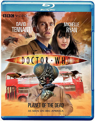 Doctor Who: Planet of the Dead (Blu-ray)  NEW sealed