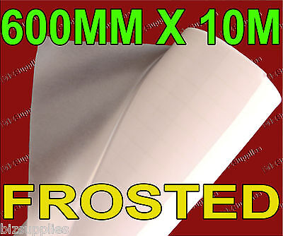 Frosted Window Film / Frosting Glass Film Self Adhesive Sand Blast Office & Home