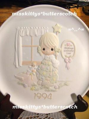 Precious Moments~PLATE~530409~DATED 1994~You're As