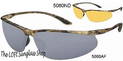 Camo Hunting Polycarbonate Sunglasses Skeet