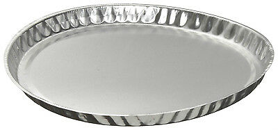 Diposable Aluminum weighing lab Dish / Pans,  90mm in Diameter (500 Count)