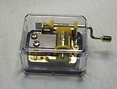 Hand Crank Hurdy Gurdy UNCHAINED MELODY