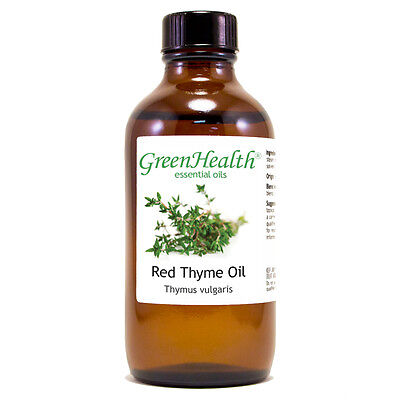 4 fl oz Thyme Red Essential Oil (100% Pure & Natural) -  From Spain
