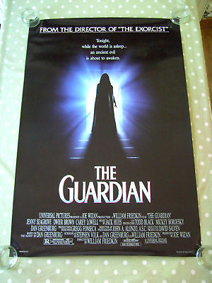 The Guardian Cinema Us 1 Sheet Rolled Poster 1990