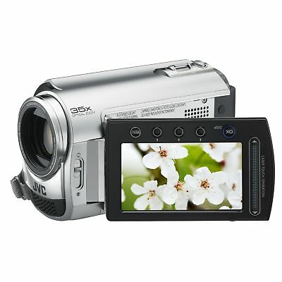 JVC Everio GZ-MG330 30GB HDD Camcorder 35x Optical Zoom