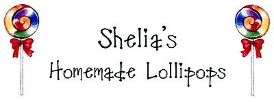 Lollipops corner style Address Labels