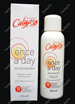 Calypso ONCE A DAY SPF 10  200ml (P20 style product)