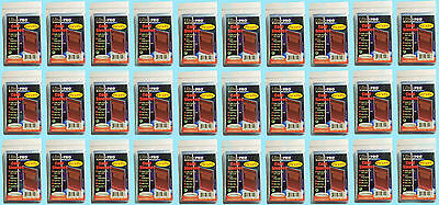 3000 ULTRA PRO Soft CARD SLEEVES NEW Penny Sleeve 81126 Sports Trading Baseball