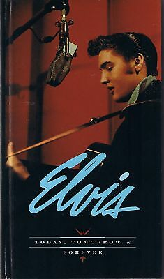 Presley, Elvis Today, Tomorrow & Forever 4 CD Longbox