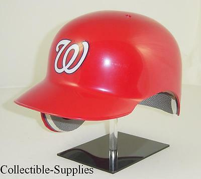 WASHINGTON NATIONALS Red Home Classic Official Full Size Batting Helmet - LEFTY