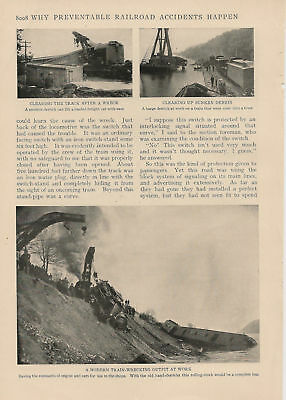1906 Railroad Accidents Causes Prevention article