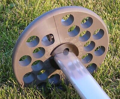 """8"""" AIRFOIL BASE WHEELS Wills Wing Hang Glider Gliding"""