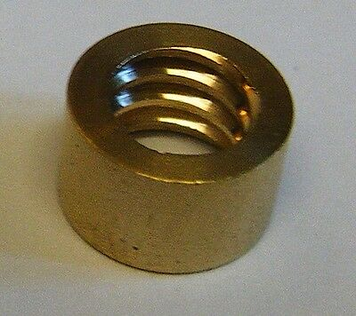 Brass Ferrule ALL Sizes for Snooker Pool Cues Tips NEW