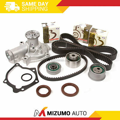 Fit Timing Belt Water Pump Kit 99-05 Chrysler Dodge Mitsubishi 2.4L SOHC 4G64