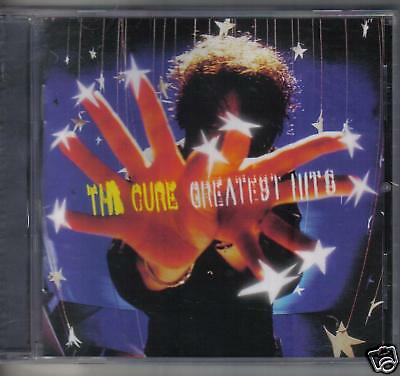 THE CURE - GREATEST HITS on CD - NEW -