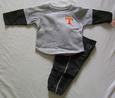 Tennessee Volunteers Baby Jog Sweat Suit NWT size 24M