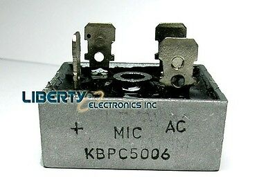 NEW 50A 600V Bridge Rectifier Diode KBPC5006