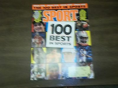 1990 OCT SPORT MAGAZINE THE 100 BEST IN SPORTS - I 7891