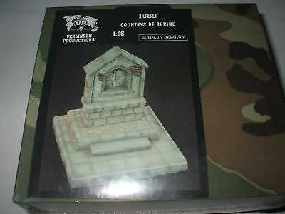 Verlinden 1089 Countryside Shrine 1/35 Resin Kit
