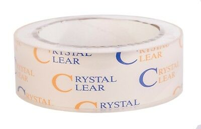 ECONOMY BOOK REPAIR TAPE clear repair tape 38mm x 32.9m