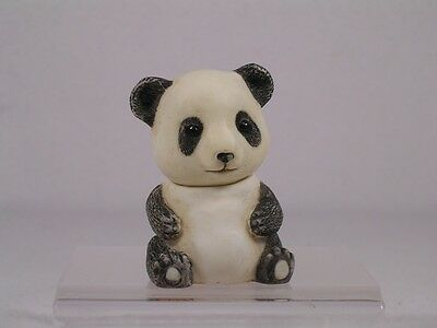 Harmony Kingdom Ball Pot Bellys/Belly 'Mei-Mei' Panda Bear #PBZPA Ret New In Box