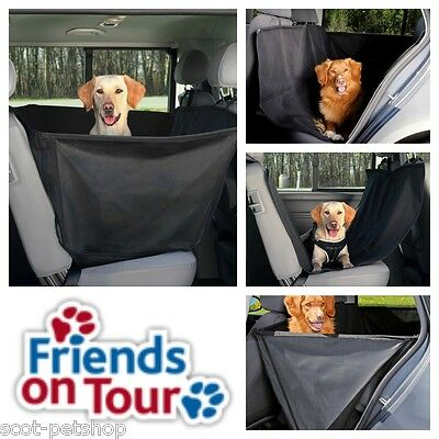 NEW Dog Dogs Rear Car Seat Cover Liner & Side Panels