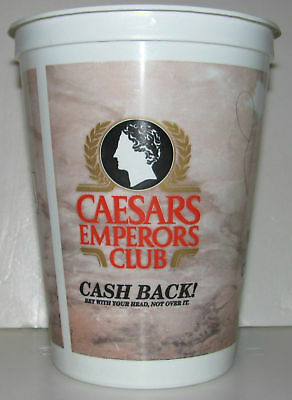 VINTAGE Coin Cup CAESARS CASINO RARE