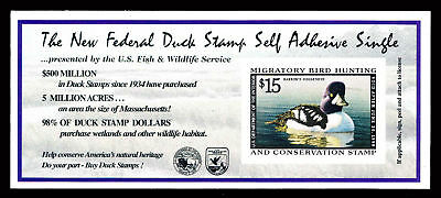 US.# RW65A Federal Duck Stamp MINT POST OFFICE FRESH!