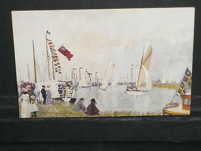 Norfolk Broads -  Regatta at Acle