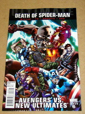 Ultimate Avengers Vs New Ultimates # 6 - Cvr B (1:20)
