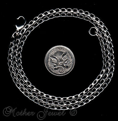 High Quality Mens Womens 50cm Necklace Stainless Steel 3mm x 5mm Curb Chain