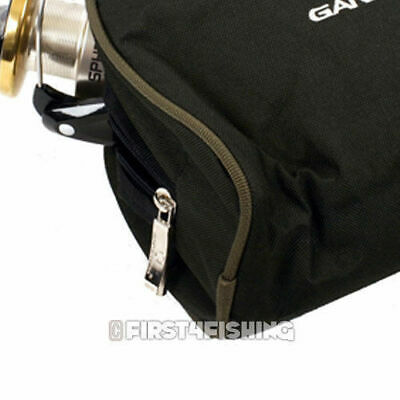 Gardner Tackle Deluxe Reel Pouch - Carp Pike Barbel Tench Fishing Coarse Luggage