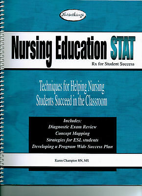 Nursing Education STAT: RX for Student Success