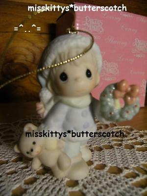 Precious Moments~ORNAMENT~529532~WELCOME Are Those With