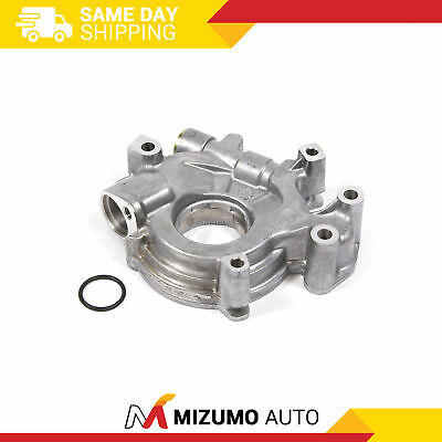 DNJ OP126T Oil Pump For 93-99 Dodge Mitsubishi 3000GT 3.0L V6 DOHC 24v 6G72T